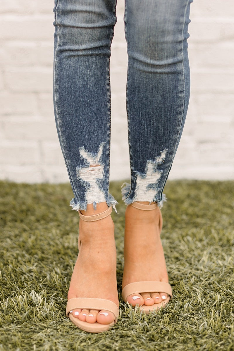 One Of A Kind Heel