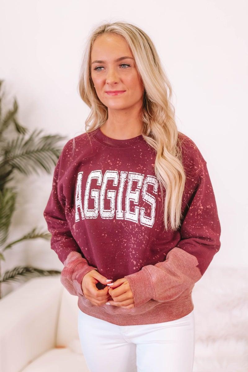 Show Your Spirit Sweatshirt - Aggies