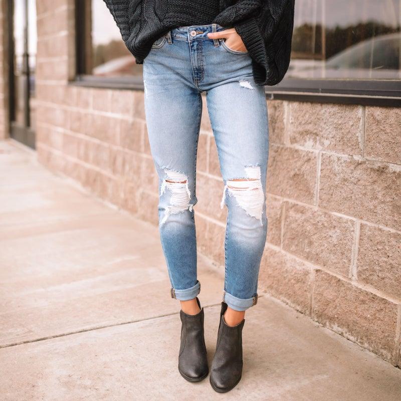 Forever Faithful Jeans