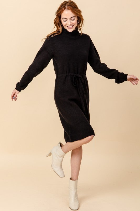 Dream Without Fear Sweater Dress