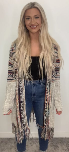 Out Of Town Cardigan
