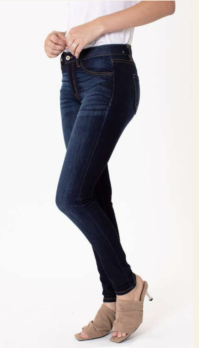 Love Cycle Jeans - Denim