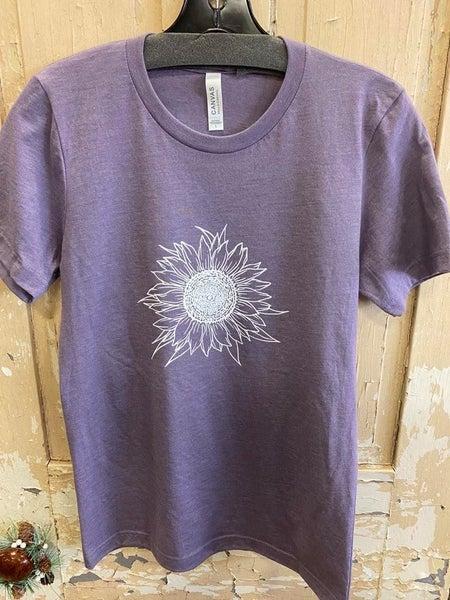 Sunflower Graphic Tee