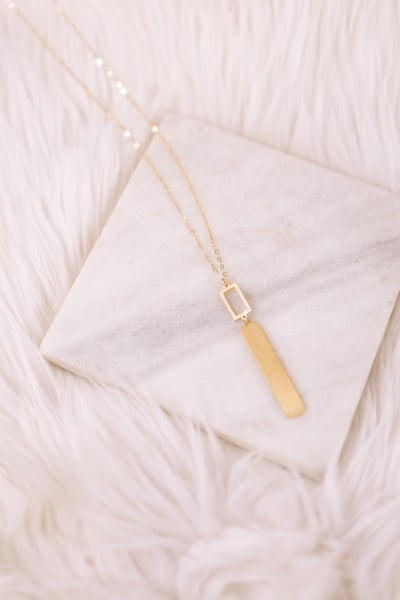 The Right Path Necklace