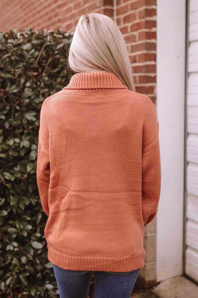 Flirting With Fate Sweater
