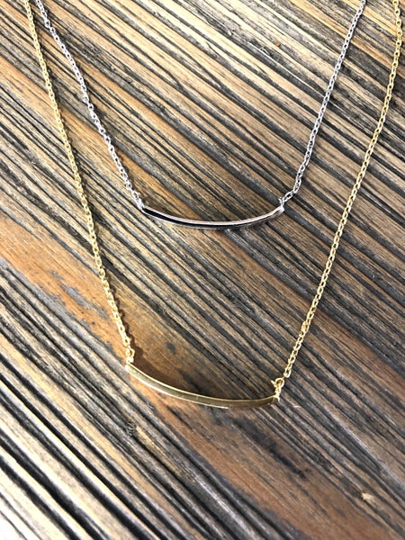 When She's With You Necklace