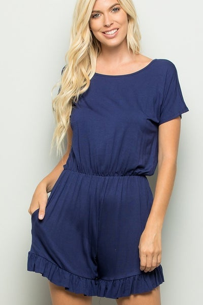Relaxed And Ready Romper