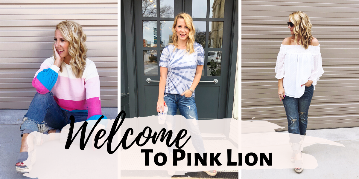 Welcome to Pink LIon