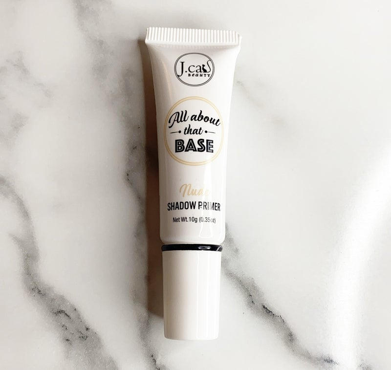 Beauty by Brittany NUDE JCat All About that Base Eyeshadow Primer *Final Sale*