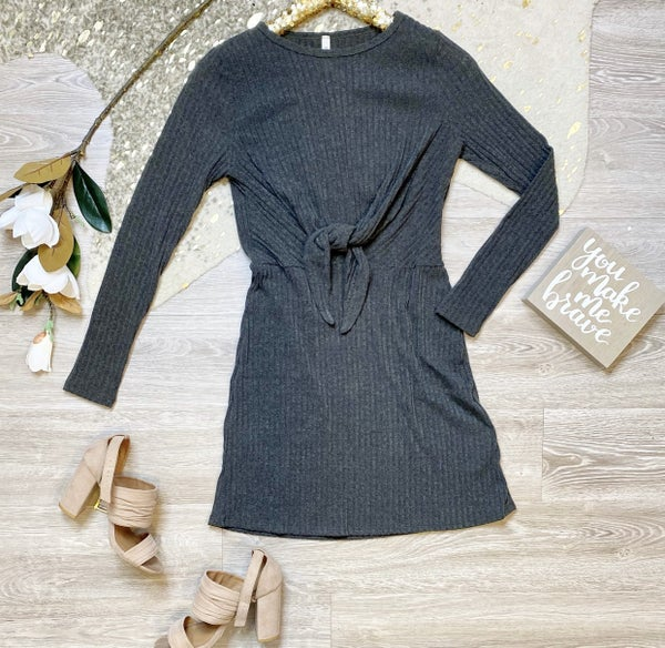 Hush Hush Hunter Sweater Dress