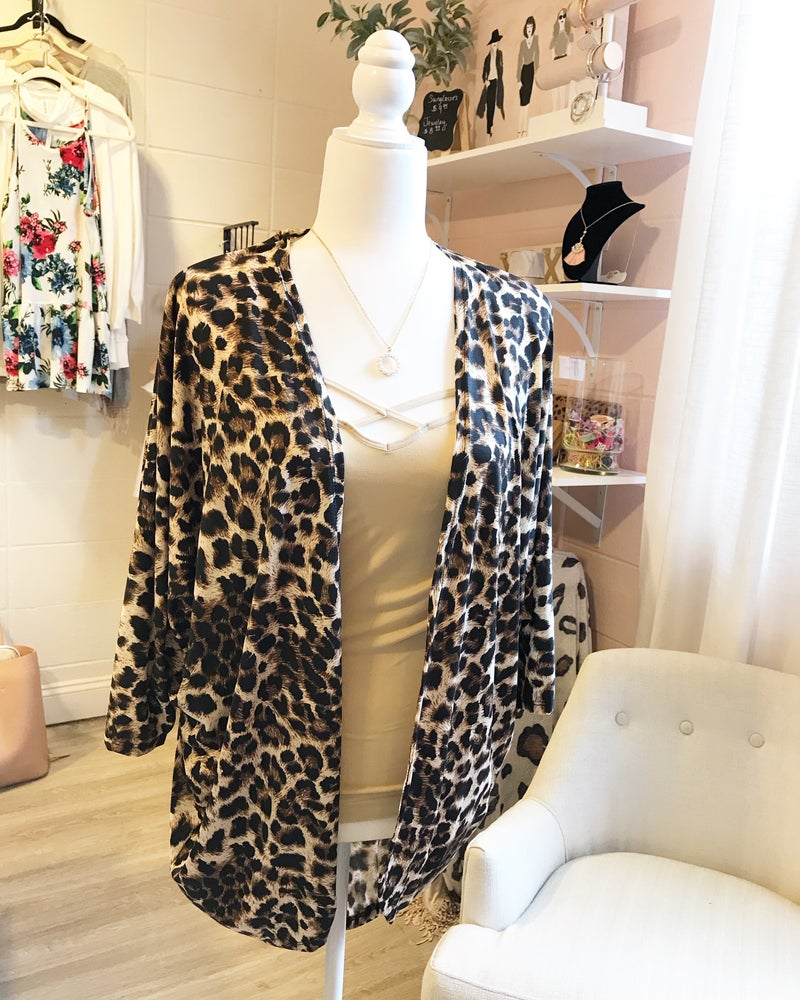 Leopard Lightweight