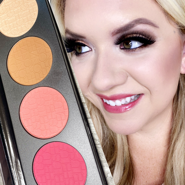 Beauty by Brittany Contour GLOW Blush Highlighter Palette *Final Sale*