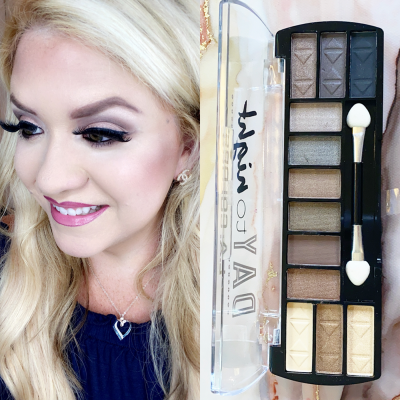 Beauty by Brittany Day to Night 12 color Eyeshadow *Final Sale*