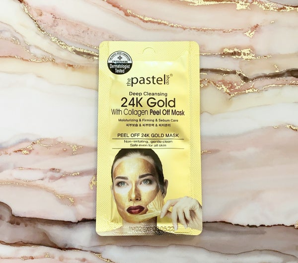 Beauty by Brittany 24K Gold Peel Off Mask *Final Sale*