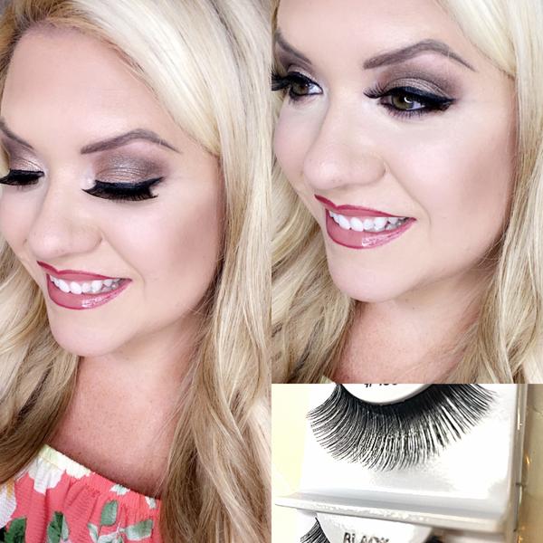 Beauty by Brittany False Eyelashes- Dramatic *Final Sale*