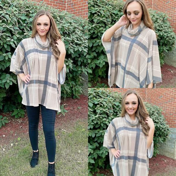 Magnetic Love Brushed Cashmere Sweater Beige
