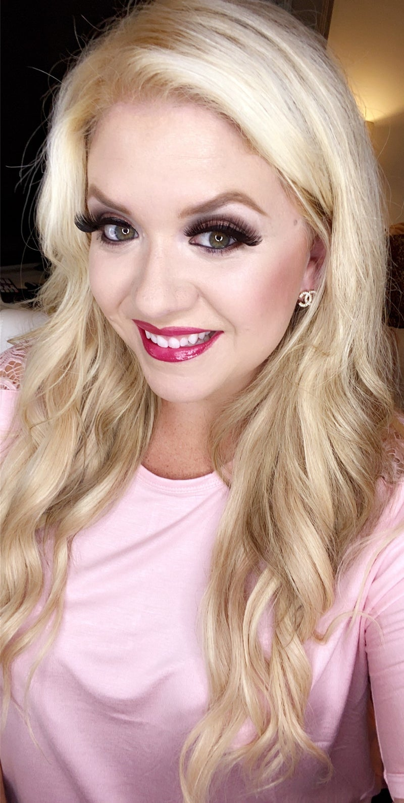 Beauty by Brittany Matte Lipstick - Raspberry *Final Sale*
