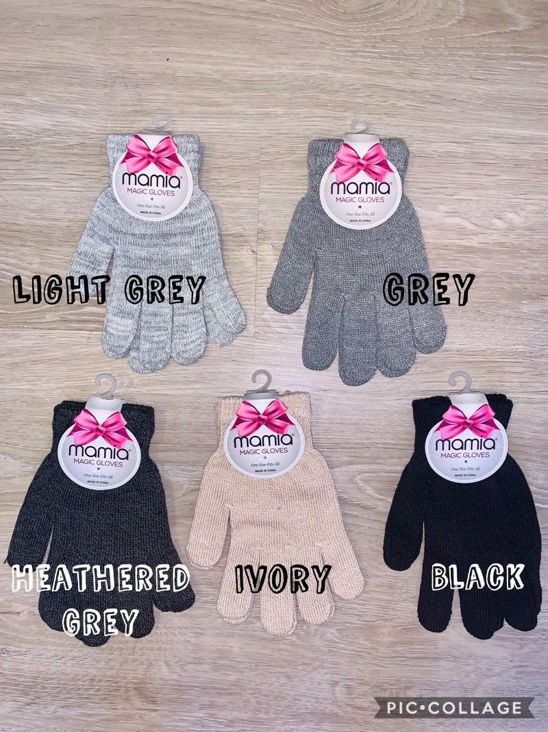 Hold my Hand Neutrals Magic Gloves
