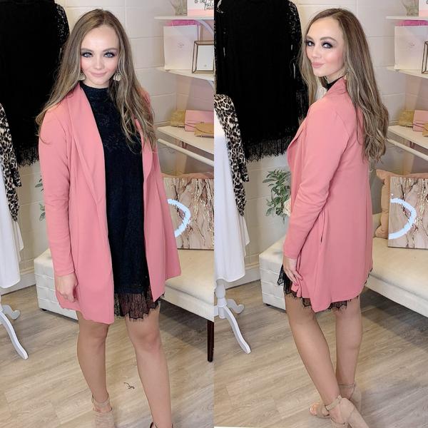 Legally Blonde Pink Blazer