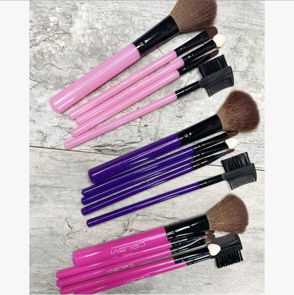 Beauty by Brittany 5 Piece Makeup Brush Set Colors *Final Sale*
