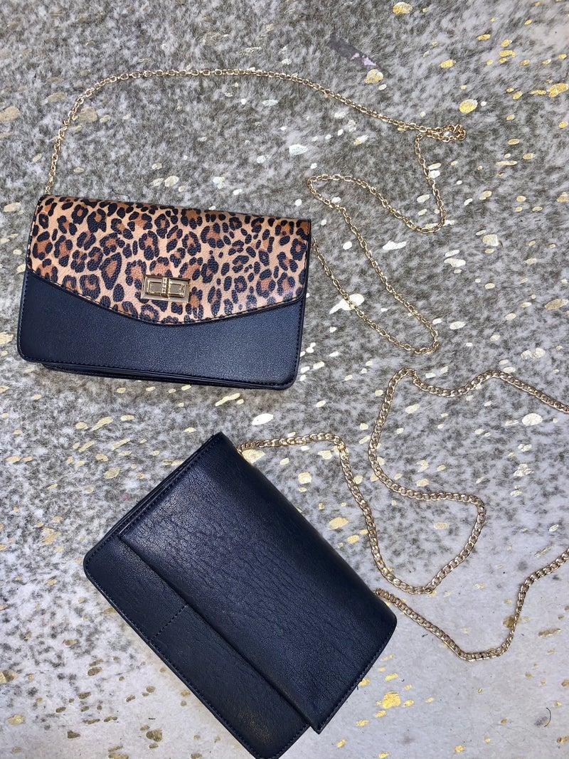 Divalicious Faux Leather Purse
