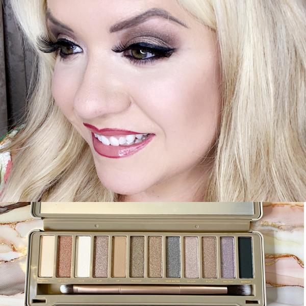 Beauty by Brittany NAKED dupe Eyeshadow Pallet *Final Sale*