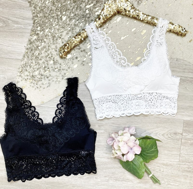 Victorias Secret Wannabe Lace Bralettes