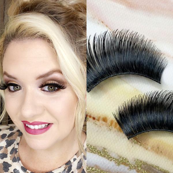 Beauty by Brittany Kardashian Eyelashes Dramatic *Final Sale*