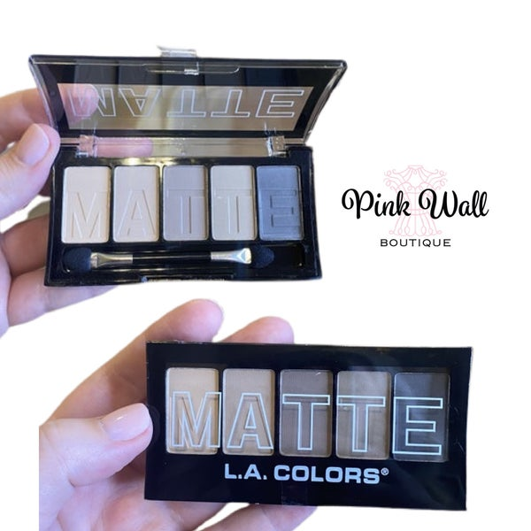 Beauty by Brittany 5 Matte Eyeshadow Palette