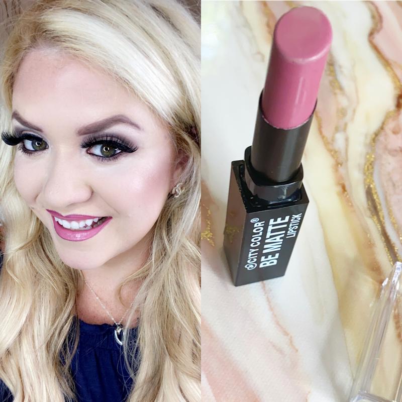 Beauty by Brittany Matte Lipstick - Mauve *Final Sale*