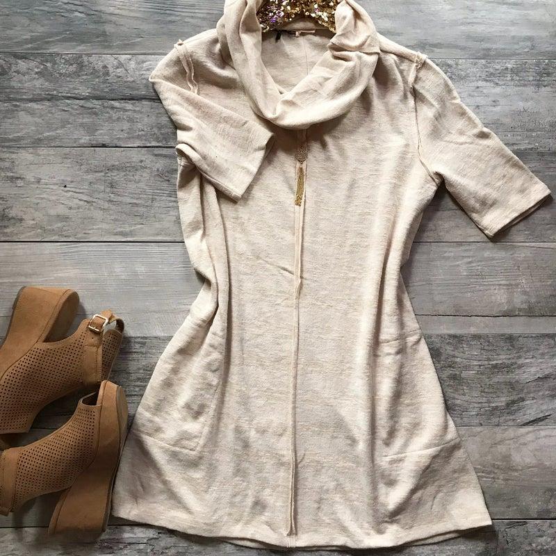 Oatmeal Dress