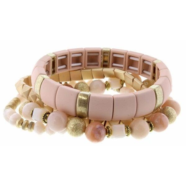 Made You Blush Bracelets
