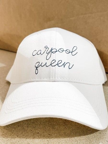 Carpool Queen Hat