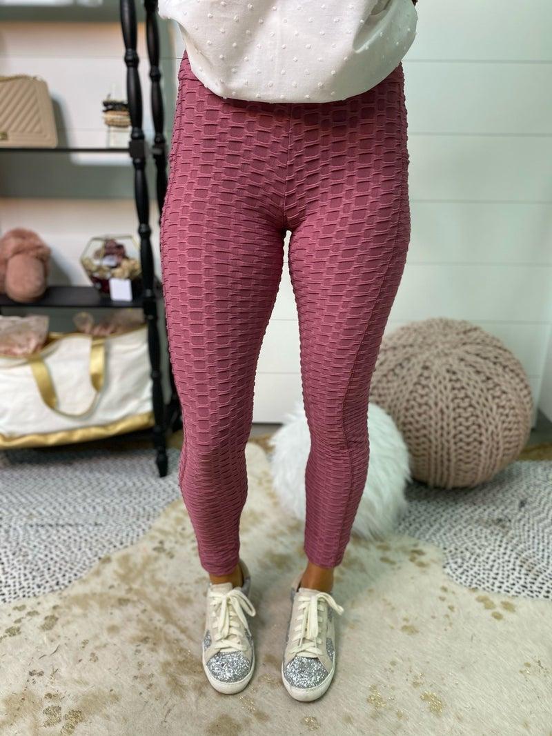 Hot Honeycomb Leggings