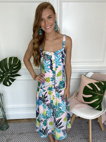 Island Vibes Dress