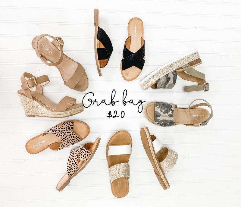 Grab Bag - Shoe Edition!
