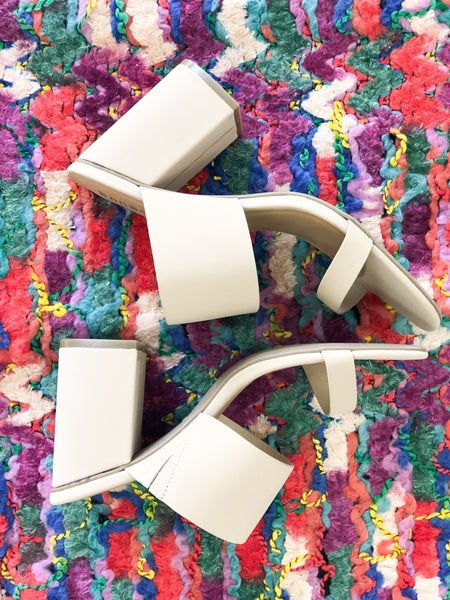 West Village Double Strap Sandal