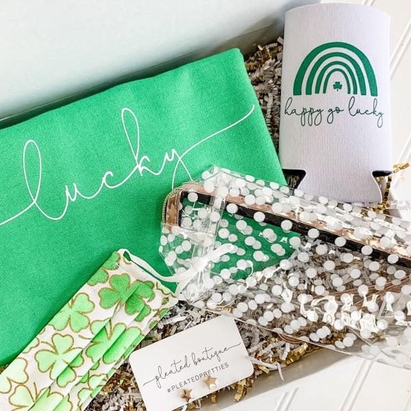 Happy Go Lucky Box   Curated March Box