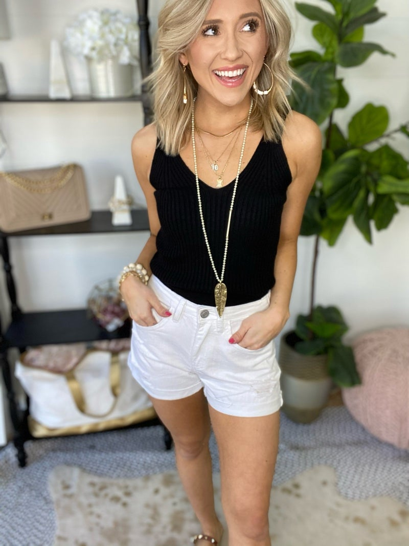 Layer It Up Tank | 2 Colors