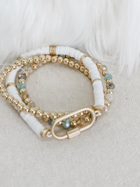 Mixed Up Bracelet