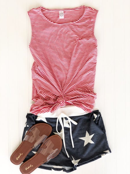 American Girl Dock Shorts