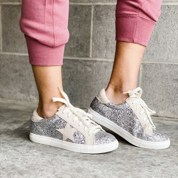 See Me Sparkle Sneakers