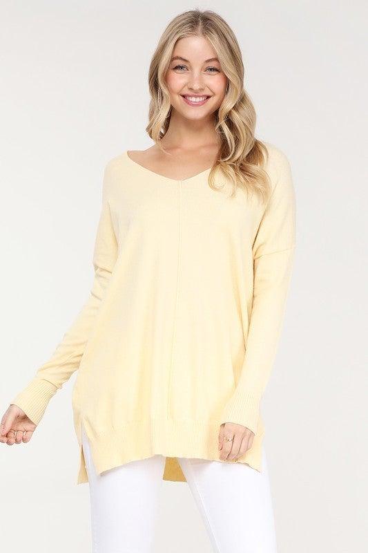 Sunshiny Day Sweater