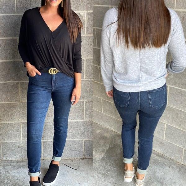 Tempo Skinny Jeans