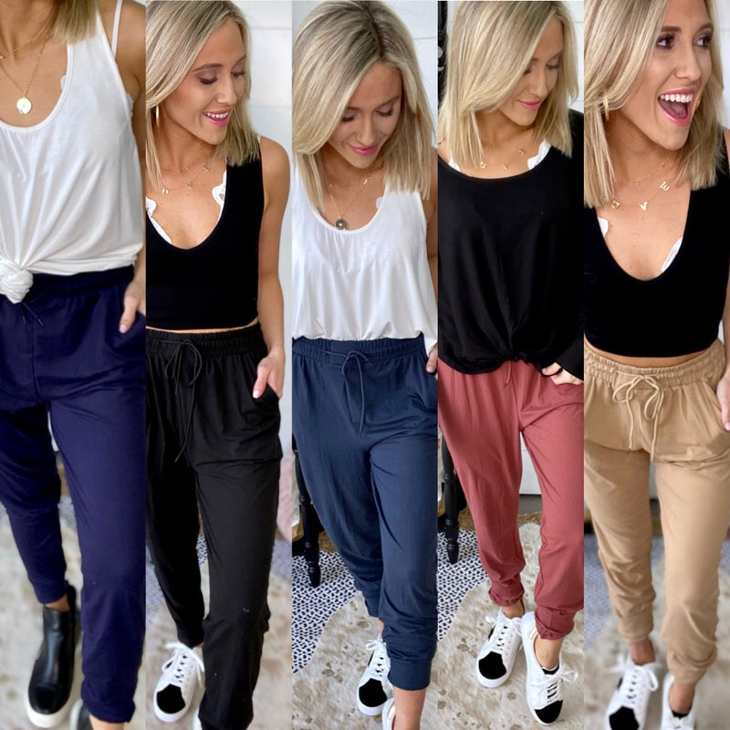 Can't Pick Just One Joggers