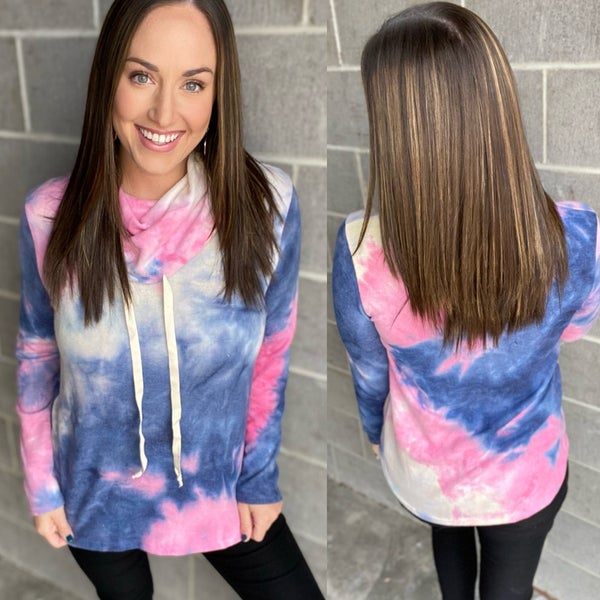 Cotton Candy Pullover