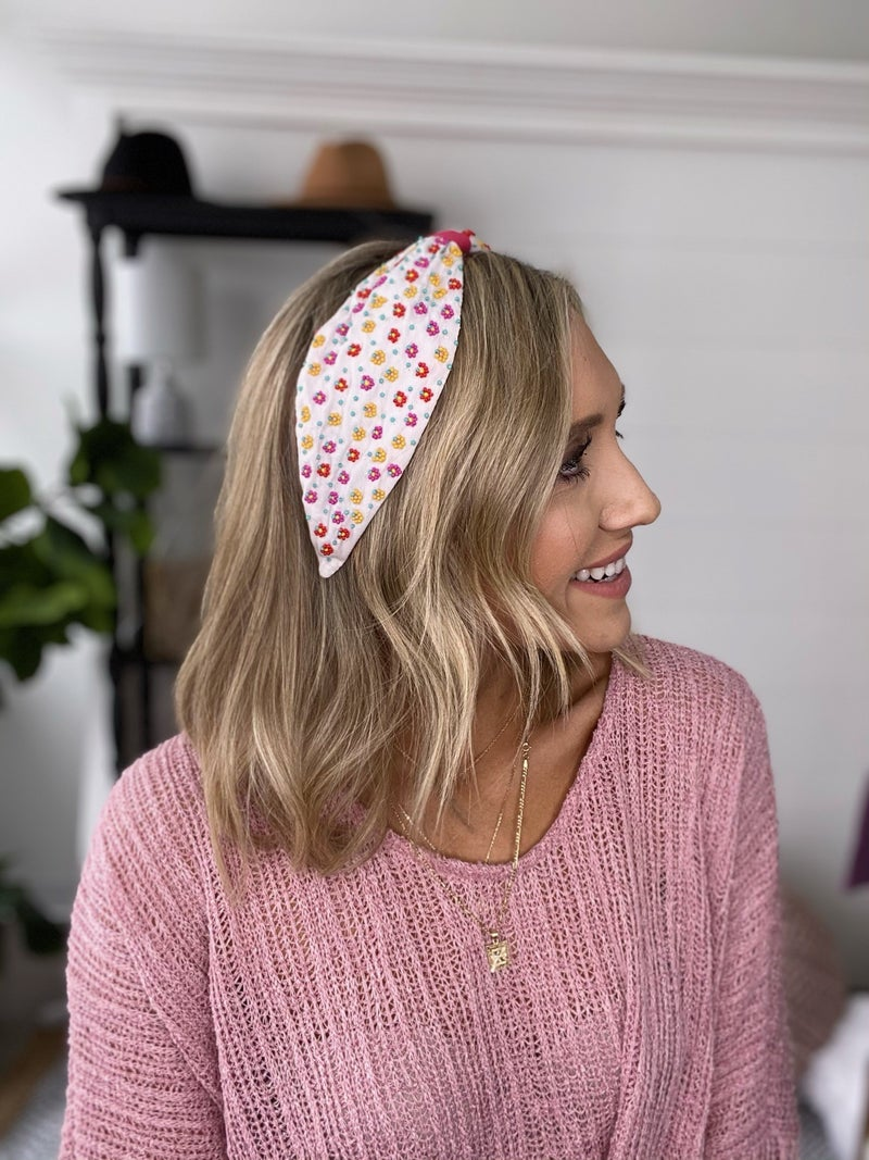 Mini Daisy Headband