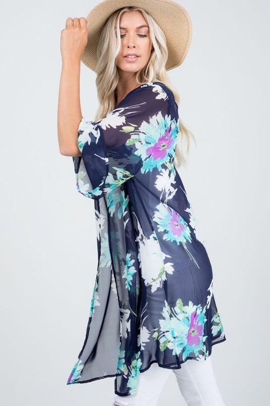 Escape with You Kimono | 2 Colors