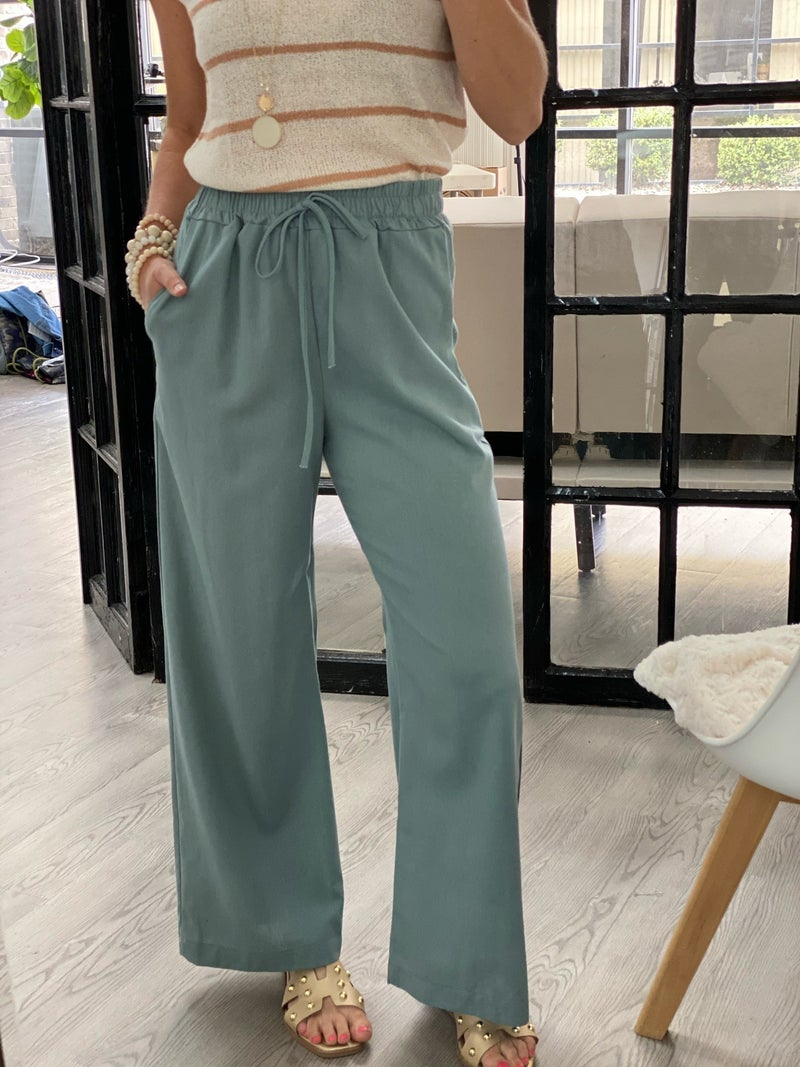 Brunch By the Beach Pants