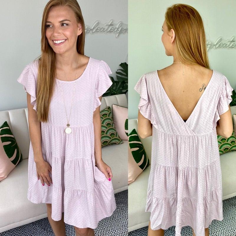 Hey Doll Lavender Dress